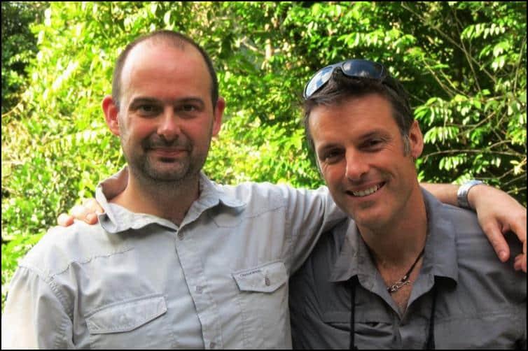 Jonathan and Nick Baker
